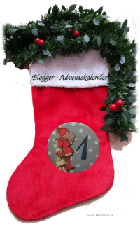 Adventskalender Socke Blogger-Adventskalender