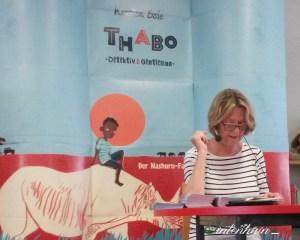 Kirsten Boie liest in Braunschweig
