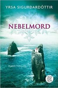 Cover Nebelmord Yrsa Sigurdardottir