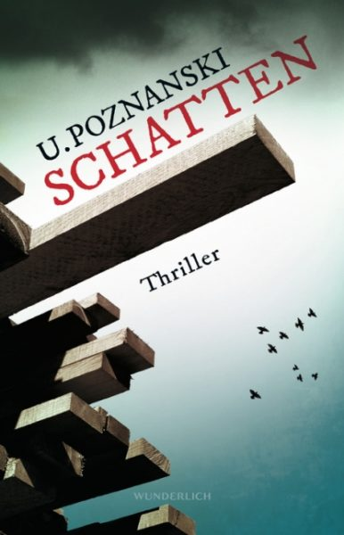 Cover Ursula Poznanski Schatten Kaspary