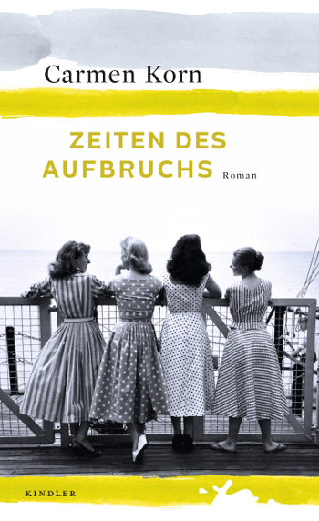Cover Zeiten des Aufbruchs Carmen Korn