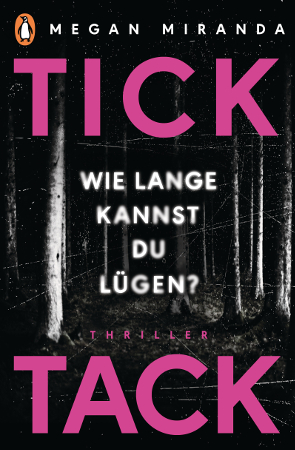 Tick tack Cover © Penguin Random House