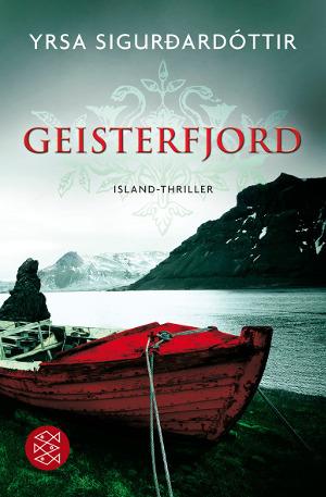 Geisterfjord Cover (c) Fischer Verlage