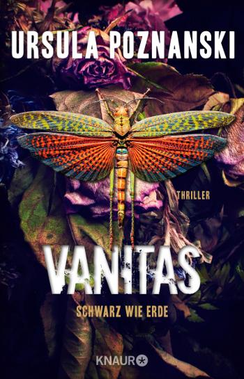 Ursula Poznanski Vanitas Cover