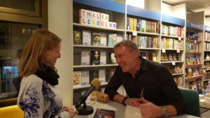 Lesung mit Arno Strobel in Peine