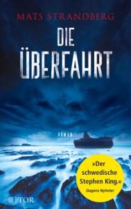 Cover Mats Strandberg Die Überfahrt