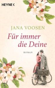Cover Jana Voosen Für immer die deine