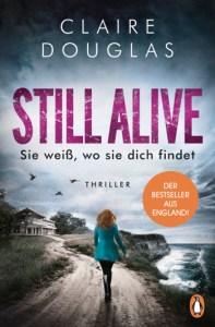 Cover Claire Douglas Still Alive