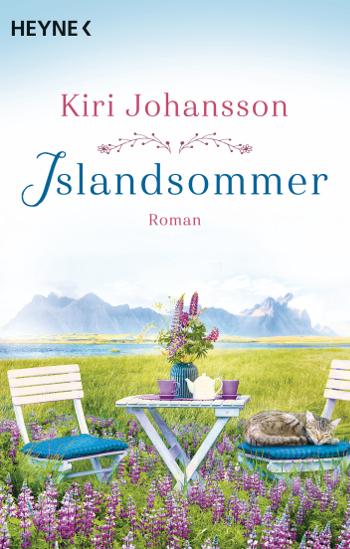Cover Kiri Johansson Islandsommer