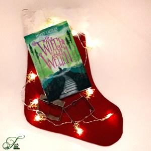 Inhalt Socke 1 Buch und Plätzchenausstecher