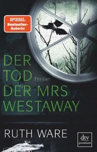 Cover Ruth Ware Der Tod der Mrs Westaway