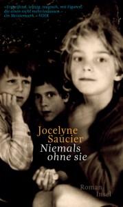 Cover Jocelyne Saucier Niemals ohne sie