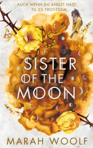 Cover Marah Woolf Sister of the Moon