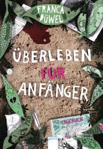 Cover Franca Düwel Überleben für Anfänger