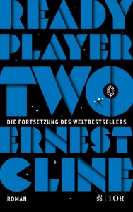 Cover Ernest Cline Ready Player Two