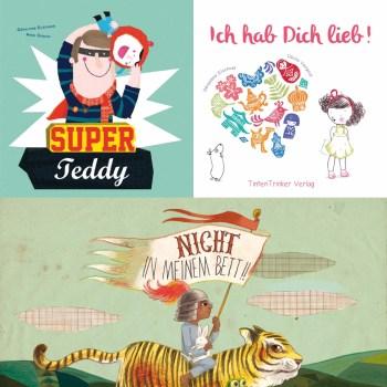 Bilderbücher für die Kleinsten