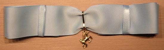 Cravatte de l'Ordre de la Licorne dorée