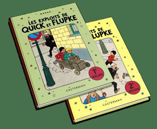 Casterman_Exploits_de_Quick_et_Flupke_2011_2_vols