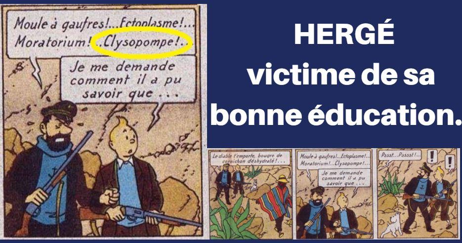 HADDOCK : L'INSULTE CENSURÉE...(1947)