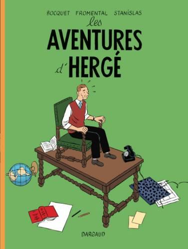 LA 5ÈME ÉDITION AUGMENTÉE DES AVENTURES D'HERGÉ, EN LIBRAIRIE LE 1ER DÉCEMBRE.