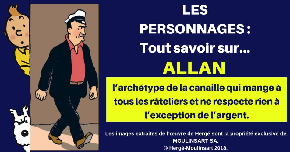 ALLAN THOMPSON: L'ARCHÉTYPE DE LA CANAILLE