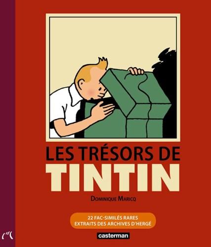 VIDÉO : DÉCOUVRONS LES TRÉSORS DE TINTIN