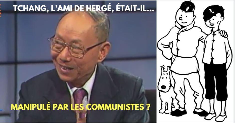 TCHANG : UN ESPION CHINOIS ? L'ÉNIGME DU LOTUS BLEU. (VIDÉO)