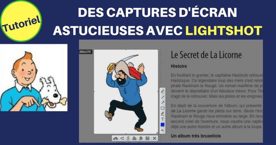 TUTORIEL VIDÉO : LA CAPTURE D'ÉCRAN EN UN CLIC !