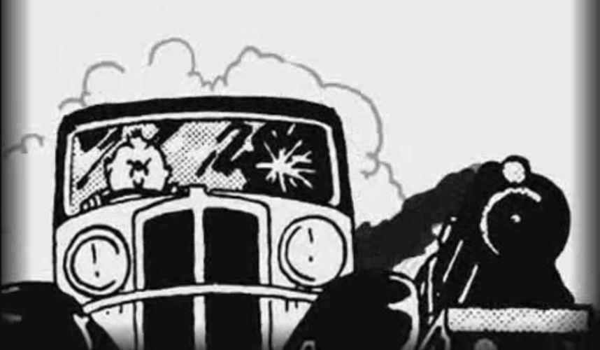 VIDÉO : ANIMATION L'OREILLE CASSÉE