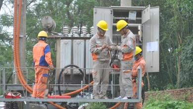 Công ty Điện lực Phú Thọ tổ chức diễn tập PCTT &TKCN - Xử lý sự cố - an toàn