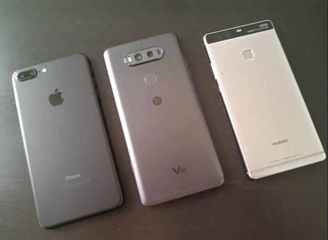 Camera kép – trào lưu mới trên smartphone