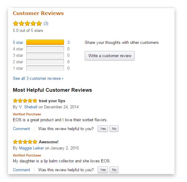Amazon-customer-reviews