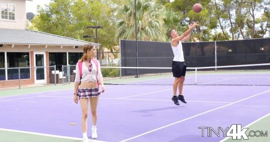 Tiny 4k Kristen Scott in Back To School 7