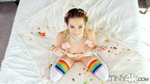 Tiny4k Bella Rose in Candyland 18