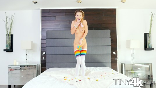 Tiny4k Bella Rose in Candyland 19