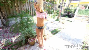 Kenzie Reeves in Tiny Kenzie Pounded Hard 13