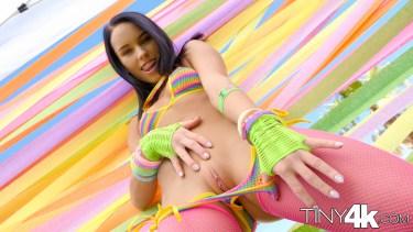 Megan Rain in Sexy Festival Fling 8