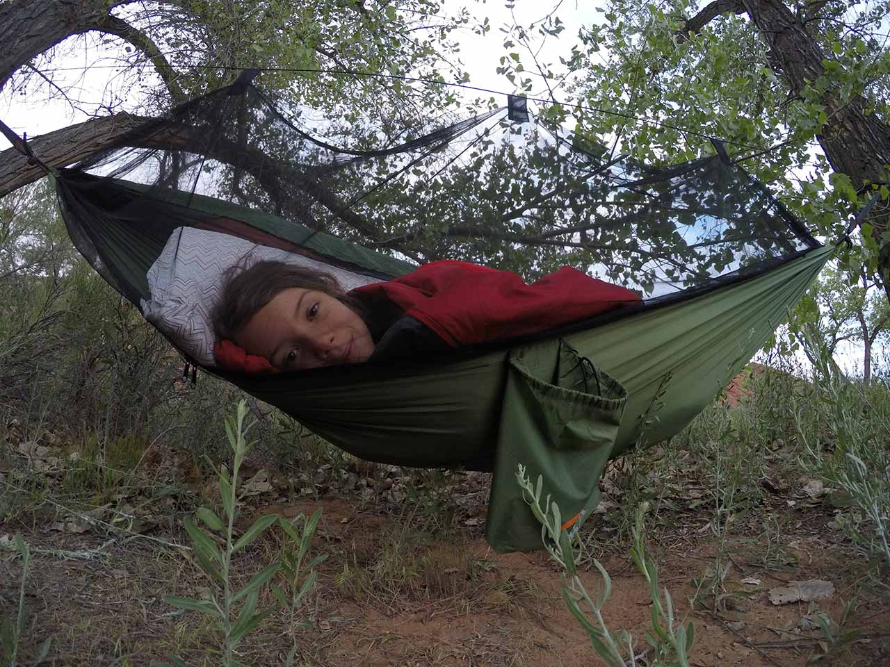 My Daughter S First Night Sleeping Under The Stars In A