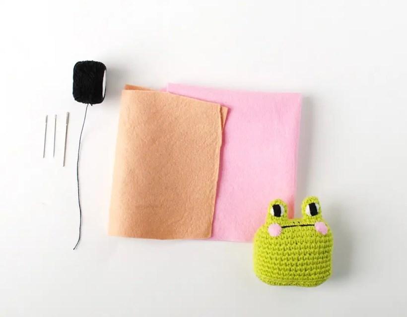My Amigurumi Crochet Toolkit - Bamboo Felt