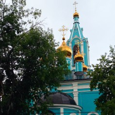 Travelling to Moscow - a totally unplanned week with friends, family and dogs. Follow our journey on TinyExpats.com!