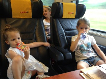 Travelling to Prague by train with children - tips & tricks to make this journey easier for your kids!