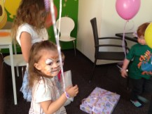 6th birthday party of our tiny expat! Celebrating with locals and other expats in Pardubice, CZ