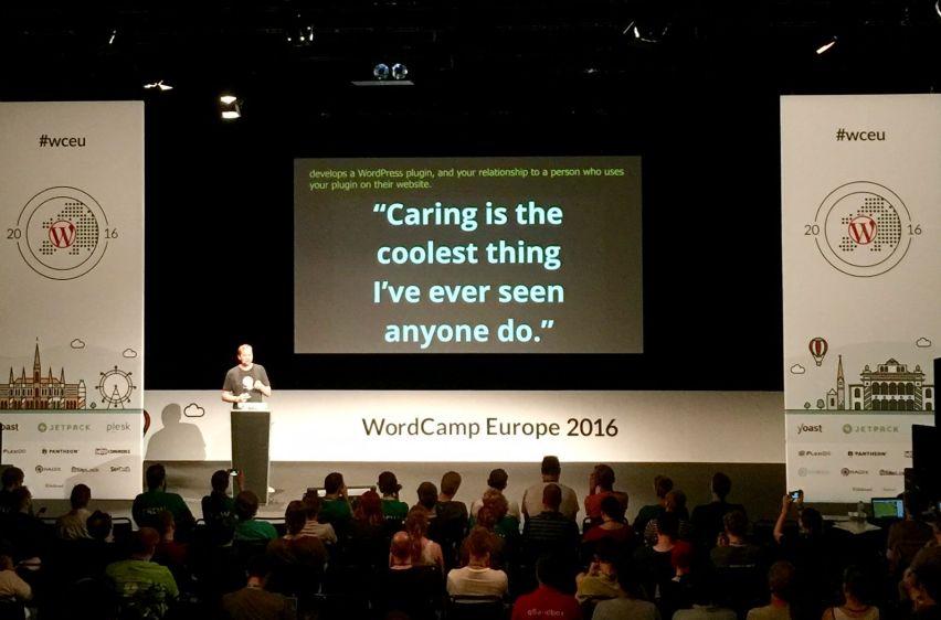 Caspar Hübinger talk