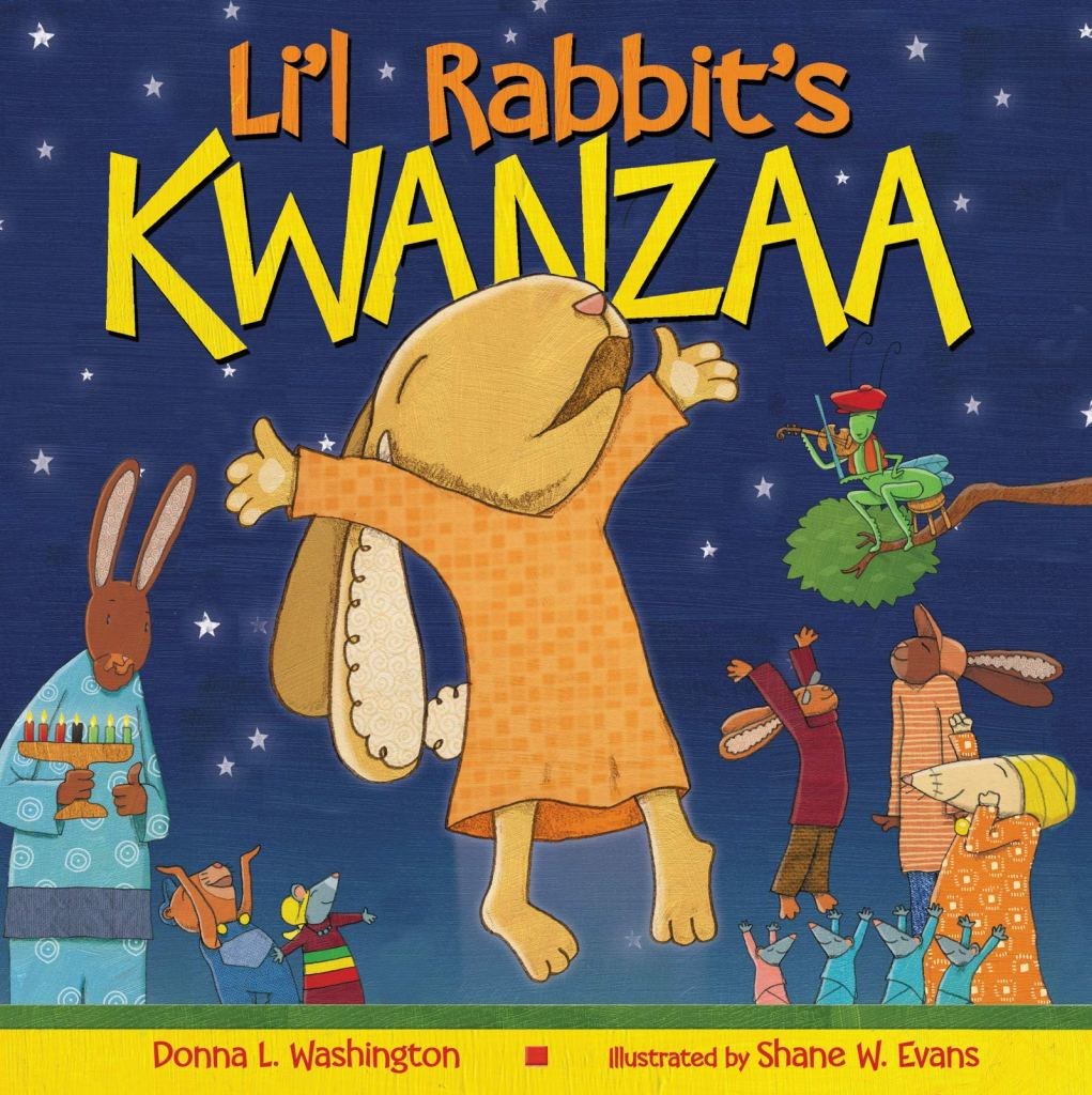 Li'l Rabbit's Kwanzaa by Donna L. Washington