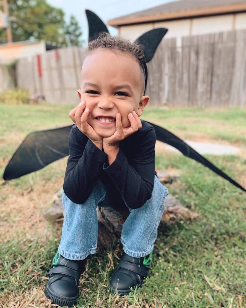 Affordable Halloween Costumes - simple bat halloween costume
