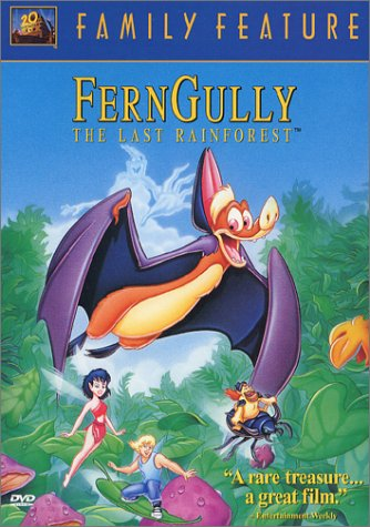 FernGully - environmental movies for kids
