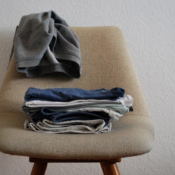 Schritt für Schritt zur Capsule Wardrobe