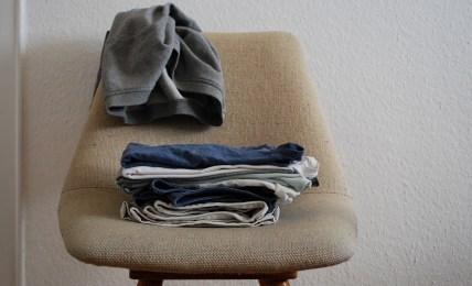 Wie ich meine Capsule Wardrobe zusammen gestellt habe