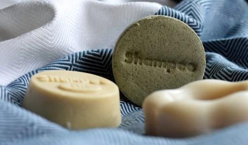 Brennessel Shampoo-Stein von Natural Pure Soilds