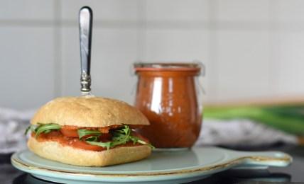 Tomate Linse Brotaufstrich Rezept